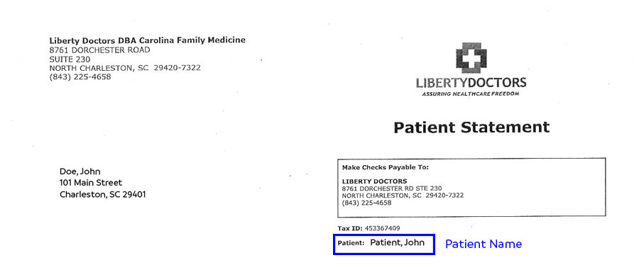 Pay - Liberty Doctors