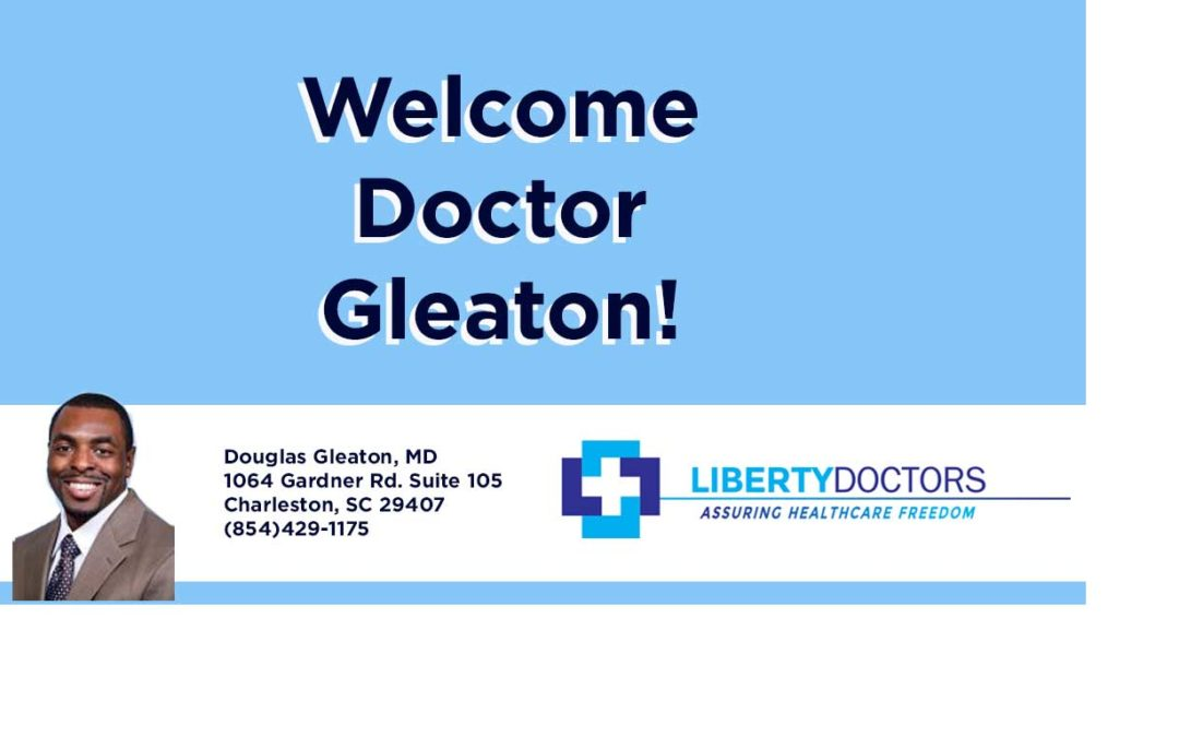 Welcome Doctor Gleaton!