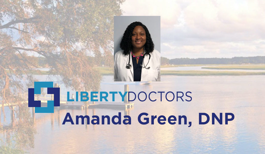 Welcome Amanda Green!