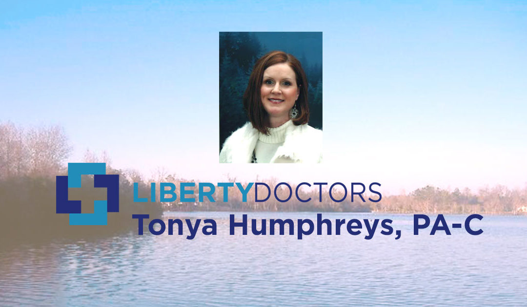 Welcome Tonya Humphreys!