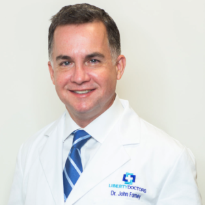 Image of Dr. John Forney of Liberty Doctors